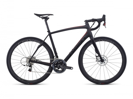Specialized S-Works Roubaix SL4 Red Disc